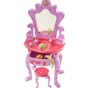 Amazon Disney Rapunzel Vanity Set Just 11 99 Reg 25