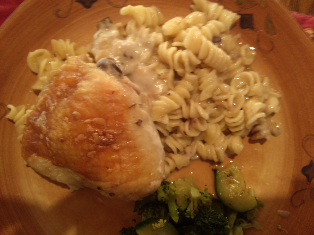 chicken noodle