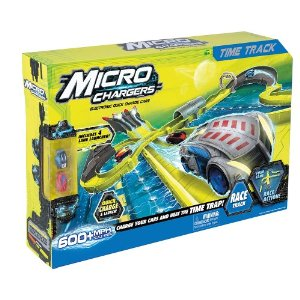 Micro Chargers Time Track Race Track