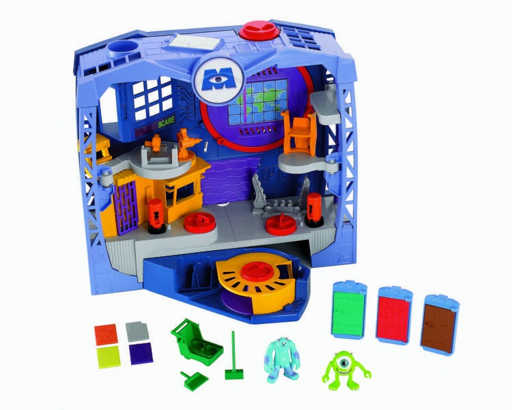 Giveaway Win Monsters Scare Factory Playset Imaginext Monstersupremiere Wheel