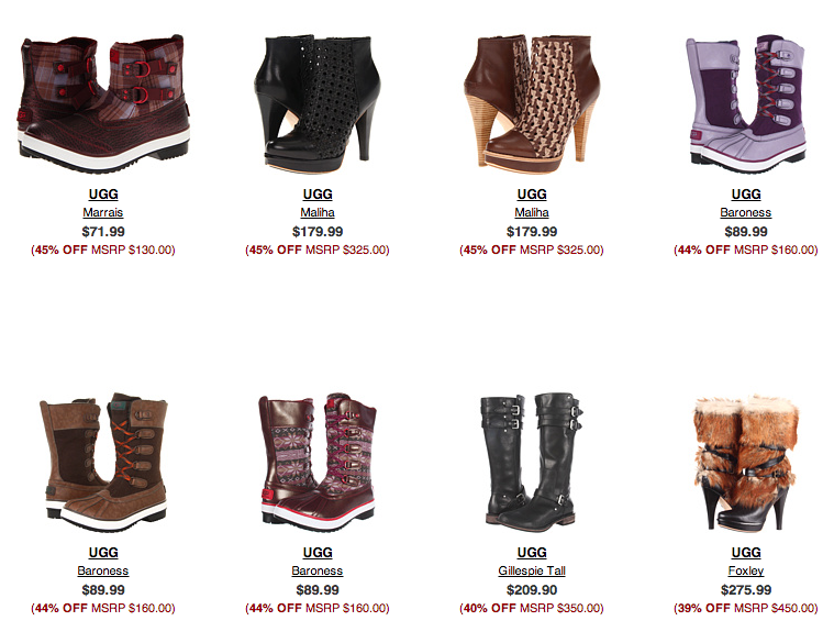 UGG  Women  Shoes  Boots   Search 6pm.com