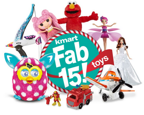 Kmart Toy Book  Shop for This Season s Hottest Toys