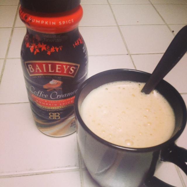 baileys coffee creamer in gevalia