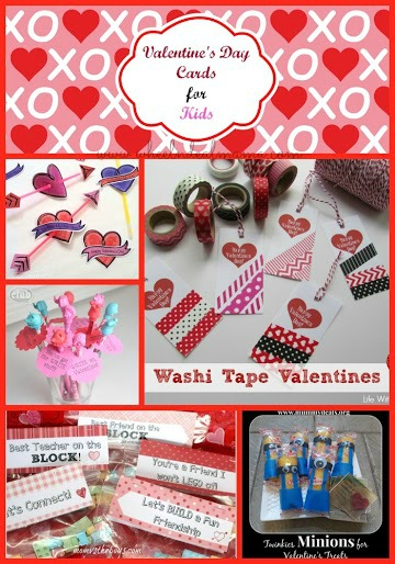 Homemade Valentines Day Cards for Kids