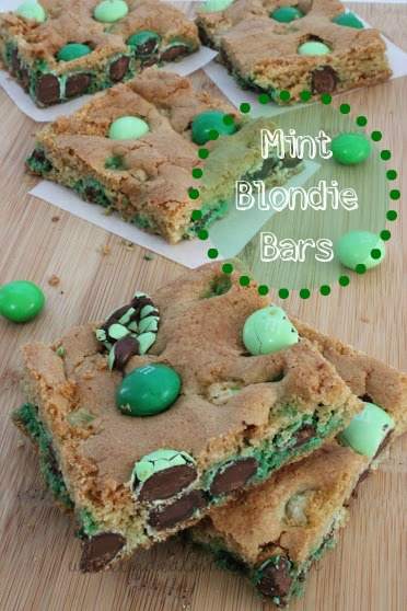 Mint Blondie Bars