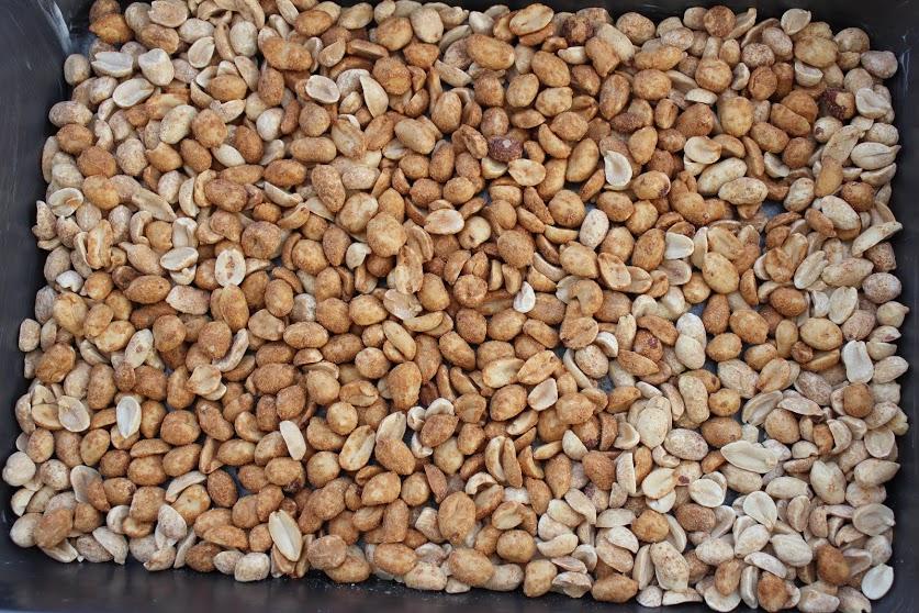 homemade payday peanuts