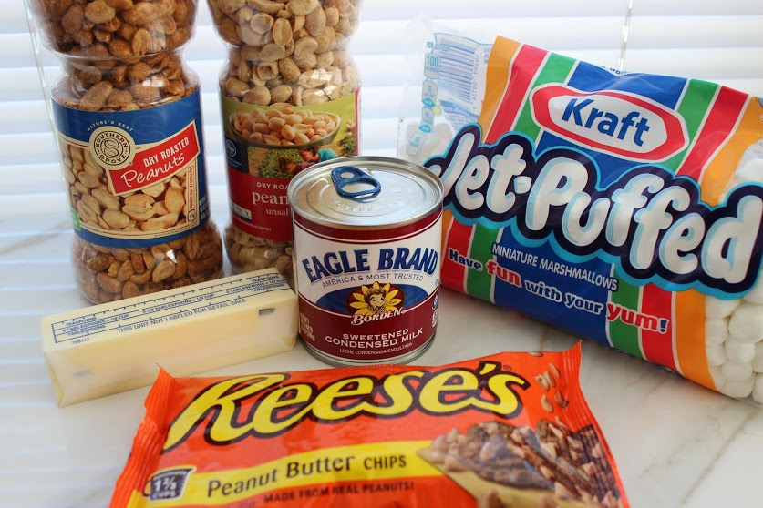 payday candy bar ingredients