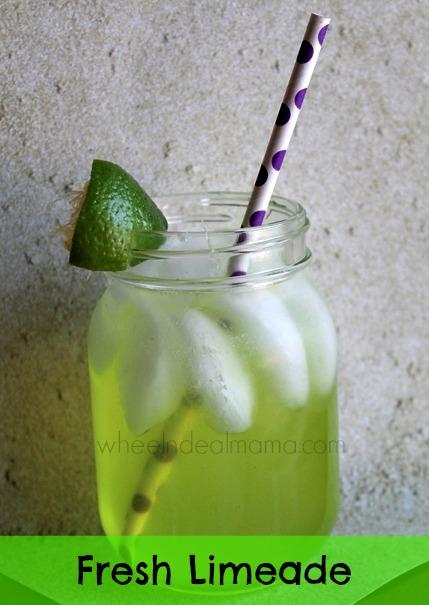 Fresh Limeade