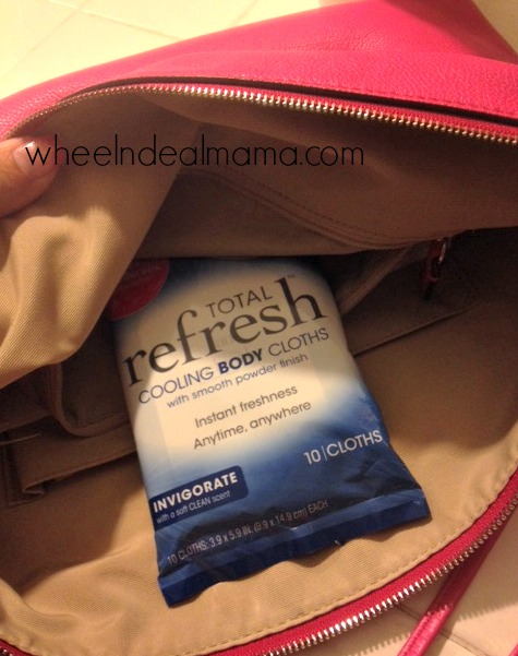 Total Refresh Cooling Cloths