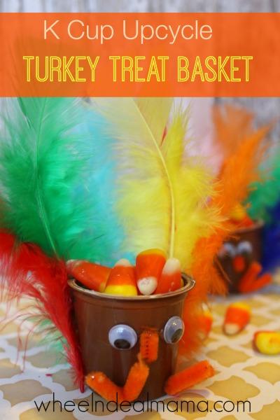 turkey treat cup