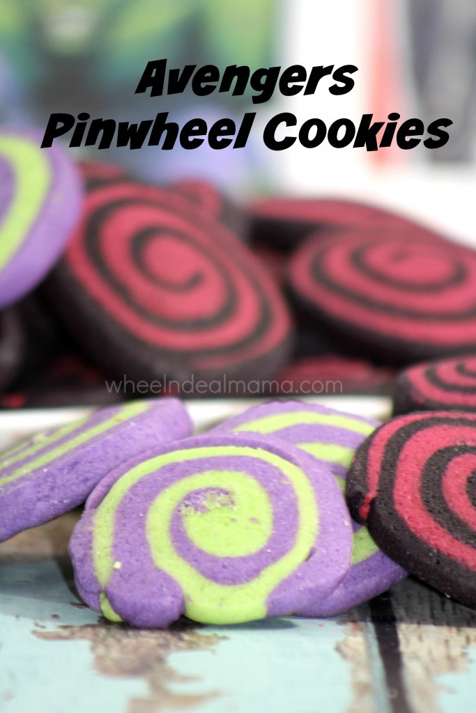 Avengers Pinwheel