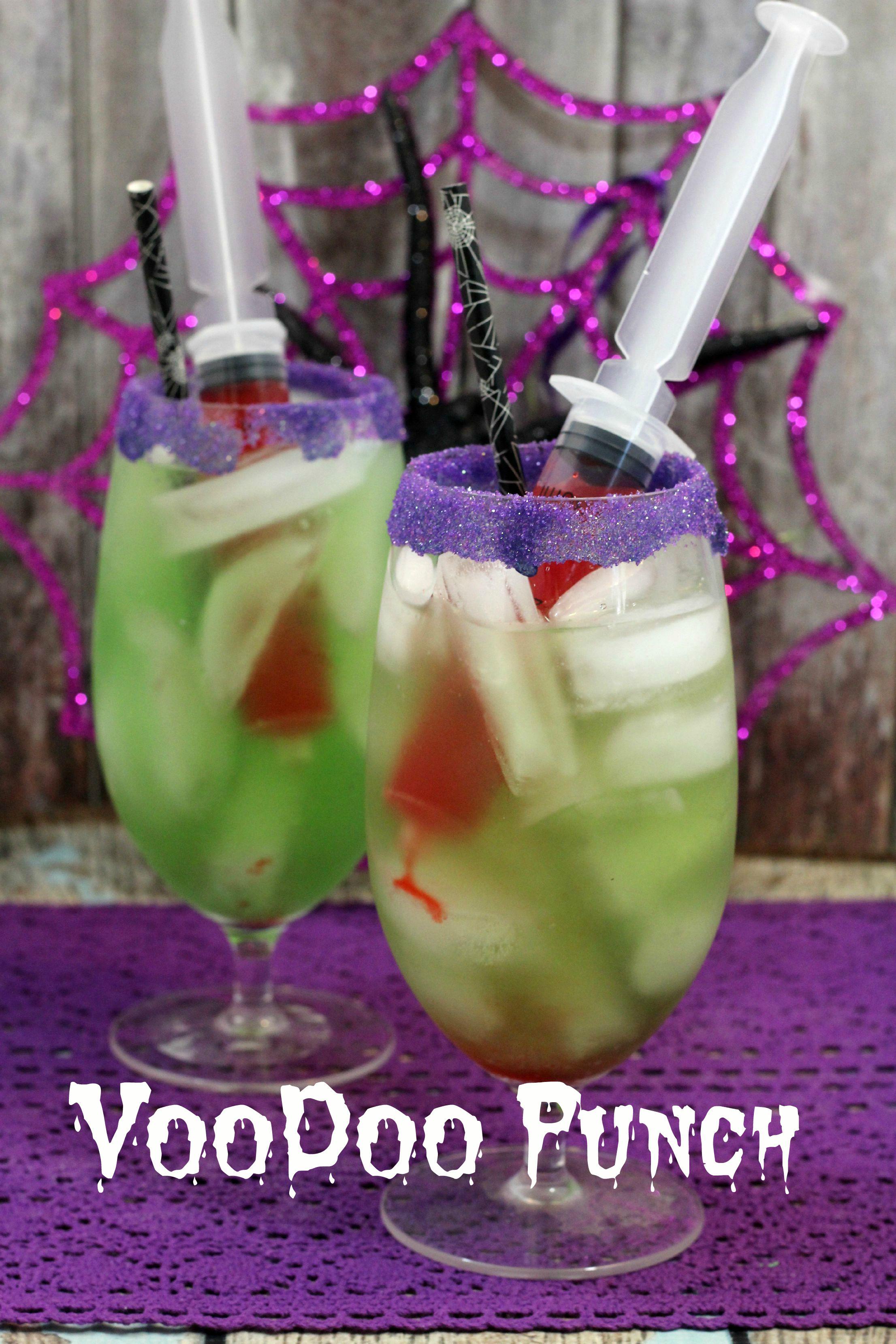 Voodoo Punch Perfect Halloween Party Drink Wheel N