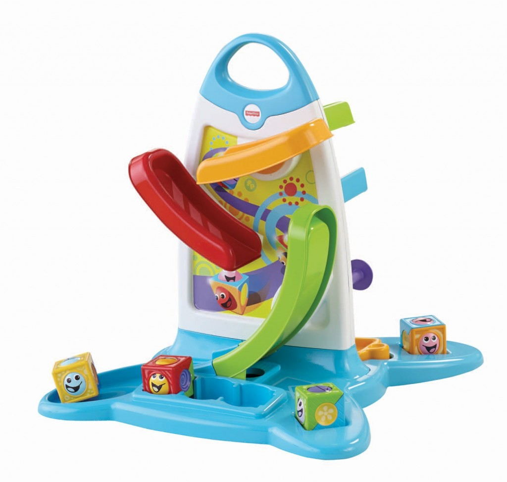 Fisher Price Roller Blocks Play Wall Only 24 08 Reg