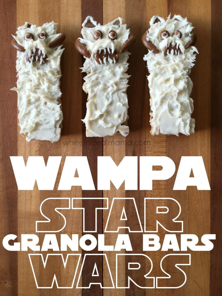 Wampa Granola Bars