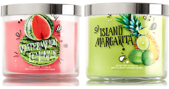 Bath Amp Body Works 3 Wick Candles 10 25 Each Shipped