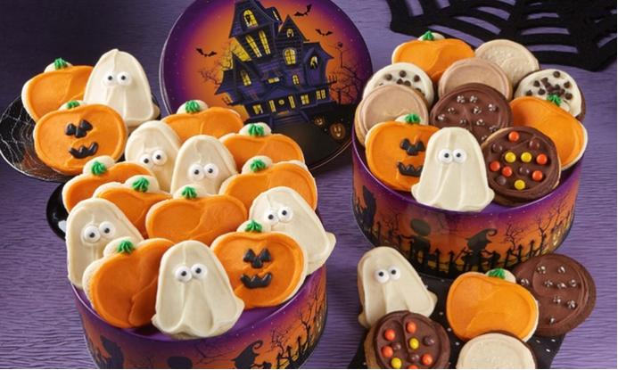 Cheryl's Cookies 50% Off 18 Halloween-Themed Buttercream ... Cheryls