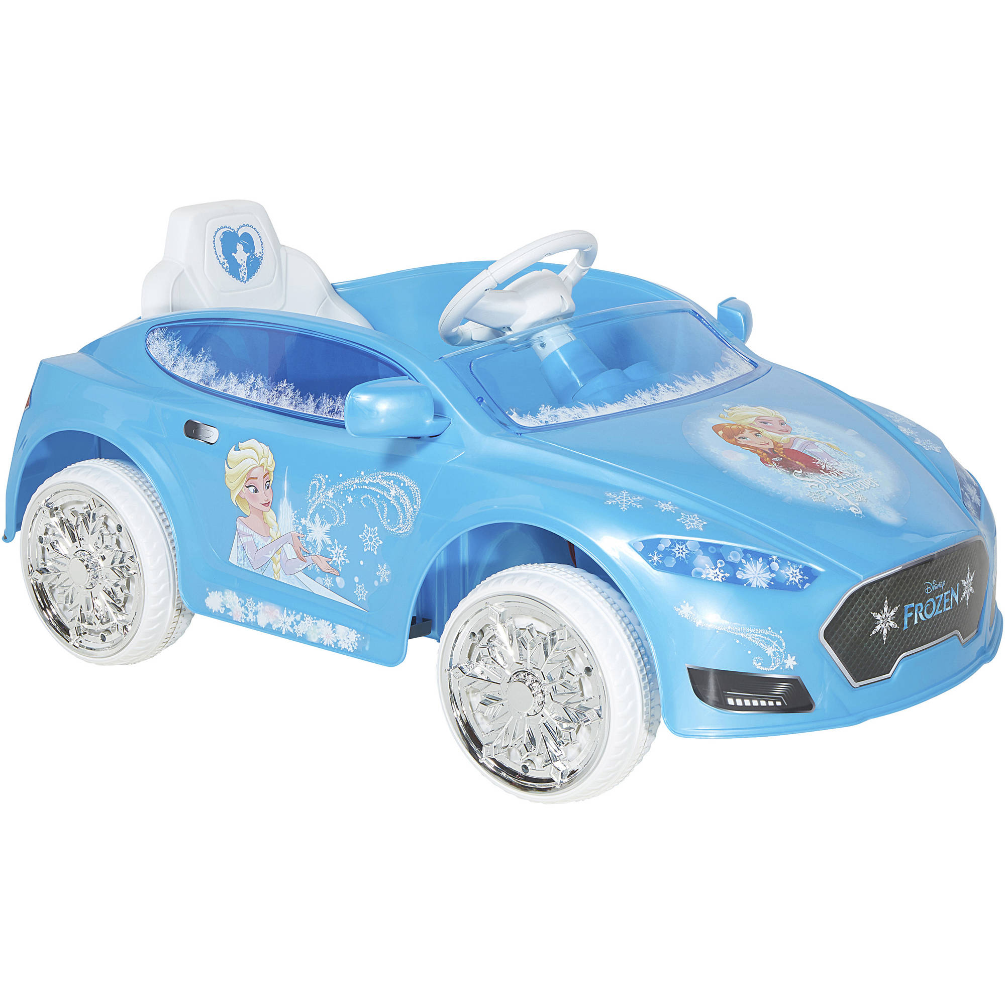 Disney Frozen 6V Speed Electric Battery-Powered Coupe Ride