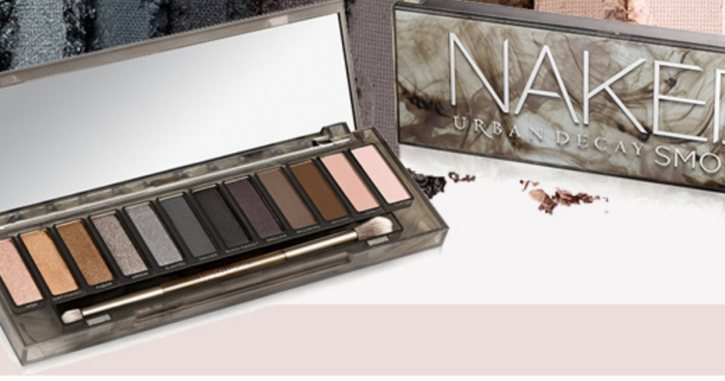 Urban Decay Naked Smoky Palette Review   First Look - YouTube