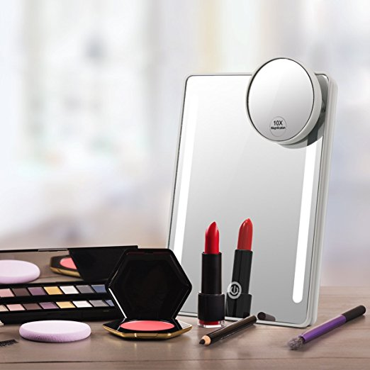 Led Lighted Magnifying Mirror 14 99 Wheel N Deal Mama