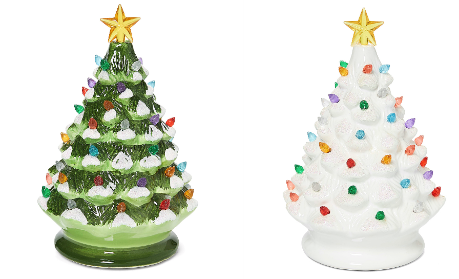 The Gerson Company Light-Up Musical Christmas Tree $12.49