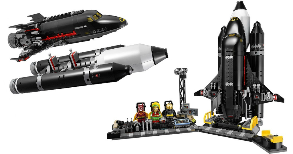 lego batman space shuttle upc - photo #10